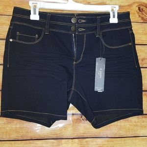 D jeans new york high waist shorts